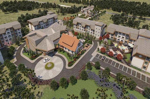 Golden Villagio, novo resort de luxo, vai gerar empregos em Canela (RS)