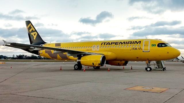 Itapemirim Transportes Aéreos coloca em operação sua quinta aeronave
