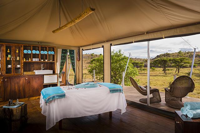 Safári Mahali Mzuri é eleito o melhor do mundo pela Travel + Leisure