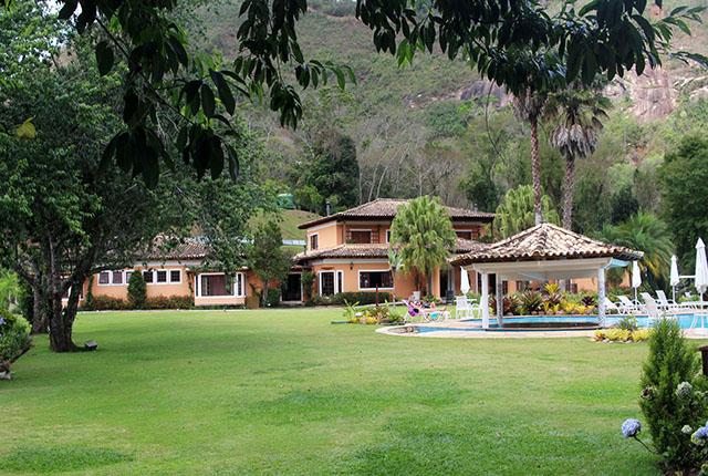 Quinta da Paz Resort, luxo, natureza e conforto na região Serrana do RJ