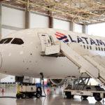 Latam Brasil estreia Boeing 787-9 Dreamliner com voo São Paulo-Manaus