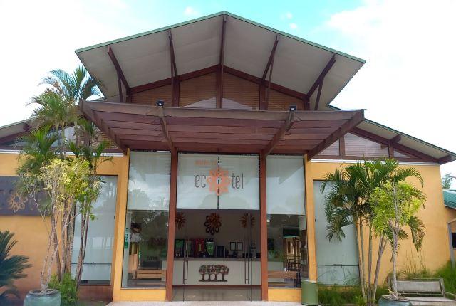 Hotel sustentável e integrado a natureza é referência em Bonito (MS)
