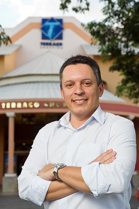 Flávio Dias assume a gerência geral do Saint Moritz Hplus Express