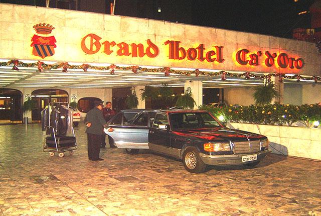 Hotel Ca'd'Oro anuncia leilão das últimas peças de seu acervo histórico