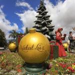 Natal Luz de Gramado começa com grande concerto e muitas atrações