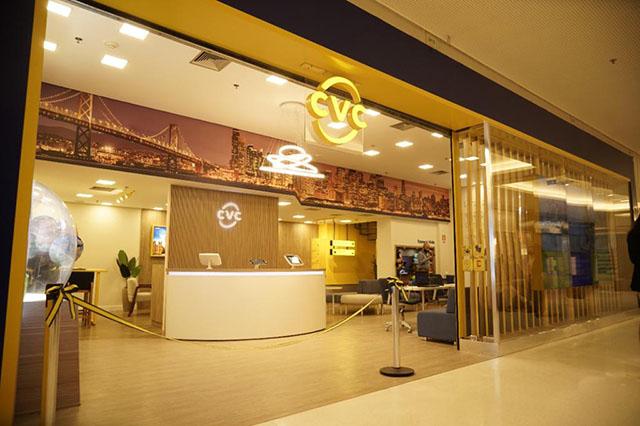 CVC inaugura loja-conceito na Avenida Paulista e anuncia expansão