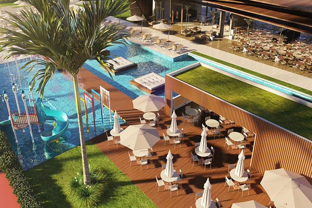 O multipropriedade Ipioca Beach, em Maceió (AL), inaugura em 2022