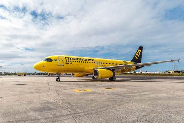Itapemirim terá voo diário entre São Paulo e Foz do Iguaçu (PR)