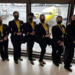 Itapemirim voa pela primeira vez com tripulação 100% feminina