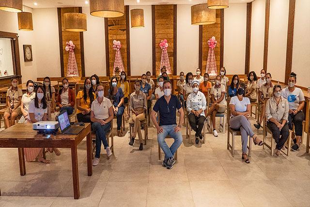 Campanha do Outubro Rosa no La Torre Resort  tem consultas preventivas
