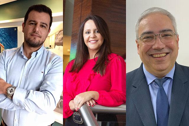 Hotéis Deville anuncia novos gerentes de Operações, Comercial e Vendas