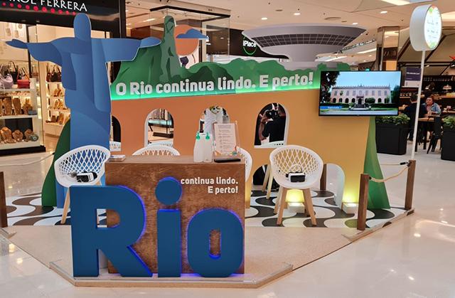 Fecomércio RJ apoia ação que promove turismo do Rio pelo Brasil