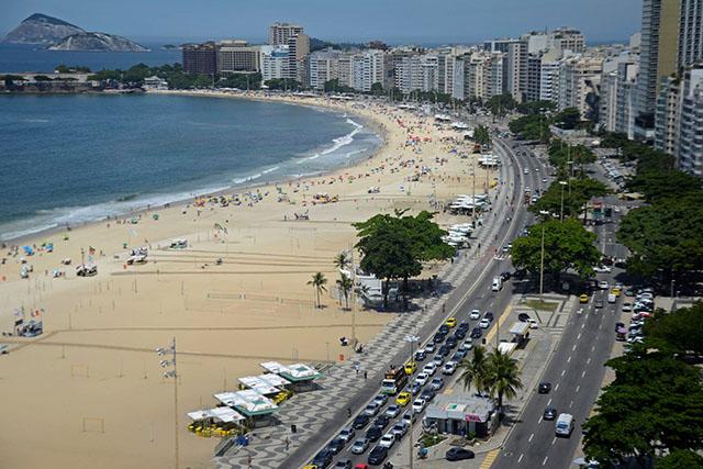 Quiosques na orla se tornam opções para realização de eventos no Rio