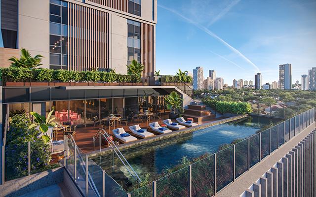Deville e SDI anunciam a construção do 1º hotel Westin em São Paulo