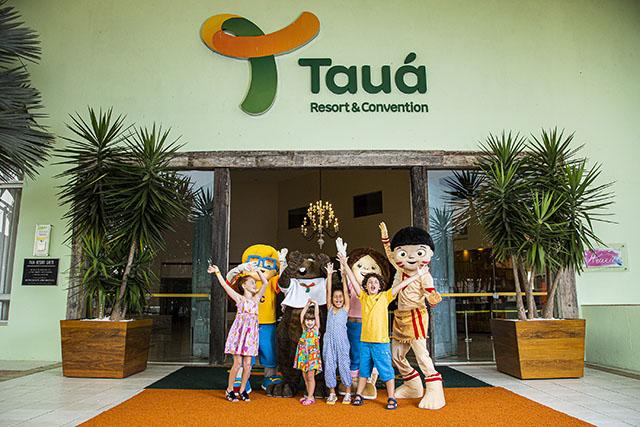 Grupo Tauá terá programação especial para crianças e adultos em outubro