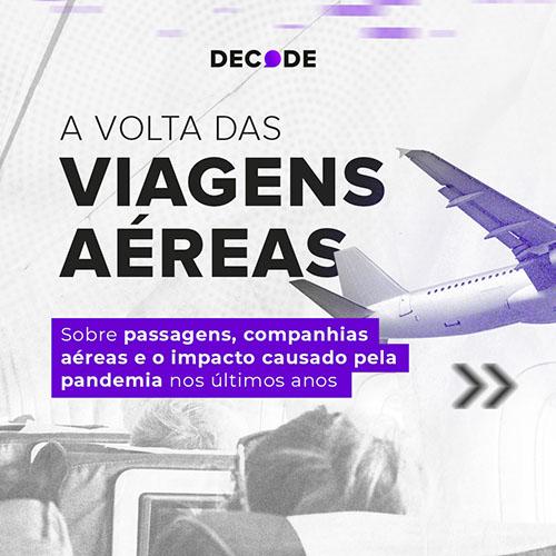 Tráfego nos sites das companhias aéreas tem aumento superior a 100%