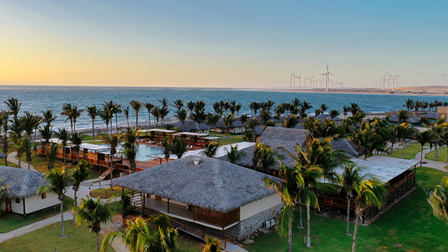 Jaguaríndia Village resgata o conceito 'slow travel' no litoral cearense